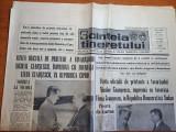 scanteia tineretului 25 octombrie 1983-vizita lui ceausescu in cipru si sudan