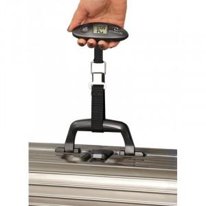 Mini cantar digital pentru bagaje, maxim 40 kg, Backpacker Esperanza