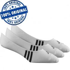 Set 3 perechi sosete Adidas Invisible - sosete originale