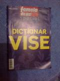 D2 DICTIONAR DE VISE