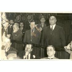 IOSIF BERMAN - FOTO PROCESUL ESCROCHERIEI DE 25 MILIOANE