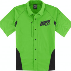 Camasa Icon Shop Shirt Overlord culoare Verde marime L Cod Produs: MX_NEW 30402787PE