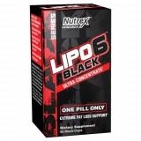 Nutrex Lipo 6 Black Ultraconcentrat, 60 capsule