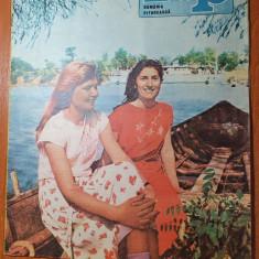 romania pitoreasca mai 1989-articol si foto com. siriu,ipotesti