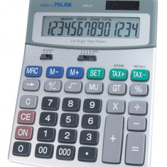 Calculator birou 14digit Milan 924