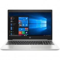 Laptop HP ProBook 450 G6 15.6 inch FHD Intel Core i5-8265U 8GB DDR4 1TB HDD 256GB SSD FPR Windows 10 Pro Silver