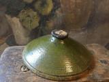 Arta si Traditie - Capac pentru oala / vas realizat la Sasca Jud Caras Severin !