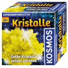 Set Experiment - Cristale Galbene, kosmos