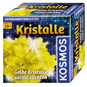 Set Experiment - Cristale Galbene
