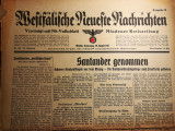 Ziar German, 26 August 1937, provincia Westfalia Minden