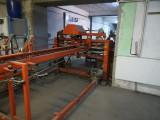 Mașină de confecționat cutii - îndoire și lipire