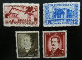 Romania LP 129+130 , Expozitia internationala + M. Eminescu , MNH/**