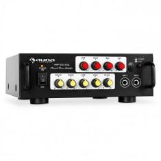 Auna HiFi, amplificator karaoke PA, 400W, egalizator