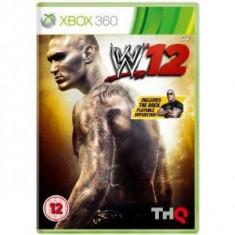 WWE Smackdown vs Raw 2012 XB360