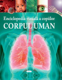 Enciclopedia vizuala a copiilor. Corpul uman, Clare Hibbert