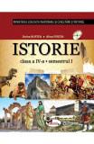 Istorie. Manual pentru clasa a IV-a, partea I + partea a II-a (contine editie digitala), Alina Pertea, Doina Burtea