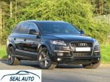 Extensii Aripi+ Praguri Laterale compatibil cu Audi Q7 (2006-2010)