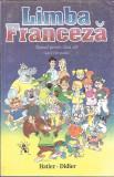 Limba franceza. Manual pentru clasa a II a / Mariana Popa, Clasa 2