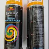Spray vopsea Profesional CHAMPION RAL 1028 Galben 400ml TerraCars