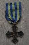 Crucea comemorativa a primului război mondial WW1 - varianta rara