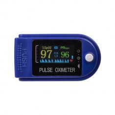 Aproape nou: Pulsoximetru TFT pentru deget PNI PD101 pentru masurarea saturatiei de