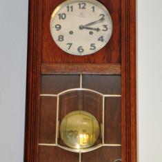 Ceas de perete cu pendul Junghans Wurttemberg W202