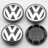 Capace jante aliaj Volkswagen diametru 65*56mm set 4 buc cod 3B7 601 171