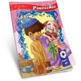 Pinocchio. Carte cu CD