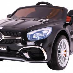 Masinuta electrica Mercedes-Benz SL65 AMG, jet black