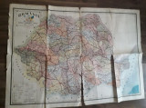 Harta regalista Romania pe judete