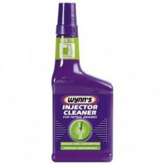 Aditiv combustibil pentru curatarea injectoarelor la motoare pe benzina Wynns 325ml
