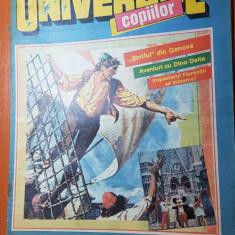 Revista universul copiilor nr. 21-22/ 1992 - numar dublu
