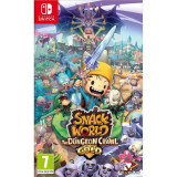 SNACK WORLD THE DUNGEON CRAWL GOLD - SW, Nintendo