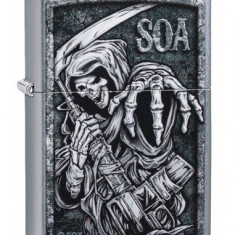 Brichetă Zippo 49004 Sons of Anarchy-Grim Reaper