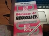 Dictionar de sinonime, Gh. Bulgar, Editura Lucman, 2004