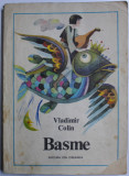 BASME de VLADIMIR COLIN, 1979, COPERTILE PREZINTA URME DE UZURA
