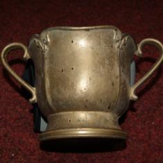Vas din bronz vintage