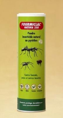 Fourmi'Clac Natura 250 - Pudra insecticida anti-furnici - 250 gr - I 431 foto
