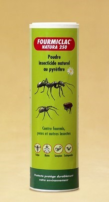 Fourmi'Clac Natura 250 - Pudra insecticida anti-furnici - 250 gr - I 431