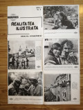 Afis ROMPRES 1990, 65 x 50 cm, Ion Tiriac, Ilie Nastase, Peles, URSS, Copsa Mică