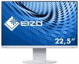 Monitor IPS LED EIZO 22.5inch EV2360-WT, 1920 x 1200, VGA, HDMI, DisplayPort, Pivot (Alb)