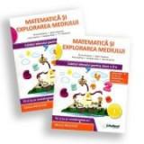 Matematica si explorarea mediului. Caietul elevului pentru clasa a II‑a, potrivit manualului Intuitext - Mirela Mihaescu, Stefan Pacearca, Anita Dulma