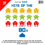 Set 2 CD Hits Of The 80s - Level One, originale