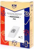 Sac aspirator Panasonic C-20E, hartie, 5X saci, KM