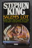 Stephen King - Salem's Lot (Nemira, 1995)