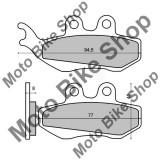MBS Placute frana Piaggio Hexagon 250 fata, Cod Produs: 225100363RM