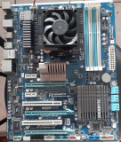 Kit AM3+ Gigabyte GA-990FXA-UD3 + Amd FX4100 3,6Ghz + Cooler FX