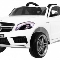 Masinuta electrica Mercedes-Benz A45 AMG 2, alb