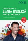 Curs complet de limba engleza pentru avansati. PONS (contine cd)/***, Litera