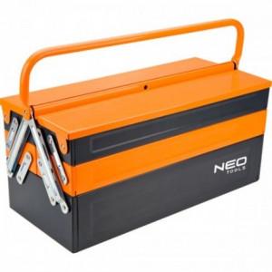 Cutie metalica pentru scule NEO TOOLS 84-100